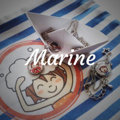 Marine, collection autour de Marine, petit marin.